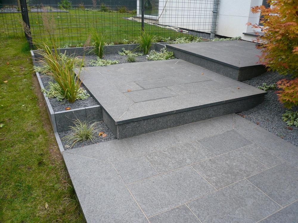 Cr ations r novation d 39 acc s auxylence entreprise et for Architecture de jardin