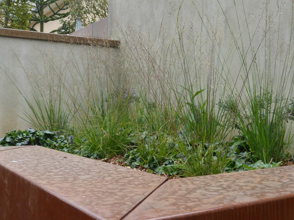 Cr ations jardin de fa ade auxylence entreprise et for Architecture de jardin