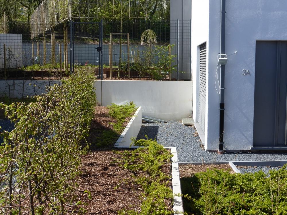 Créations, Jardin contemporain — Auxylence - Entreprise et bureau d ...